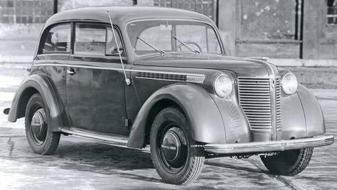 Opel Olympia Opel Olympia