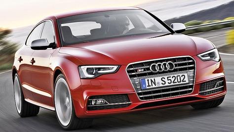 Audi S5 Sportback I