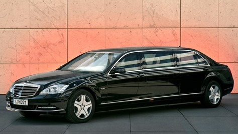 Mercedes-Maybach Pullman W 221