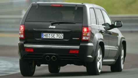 Jeep Grand Cherokee SRT WH