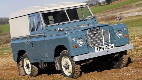 Land Rover Defender III