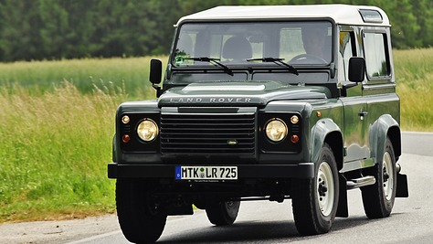 Land Rover Defender IV (Ninety, One Ten & 127)