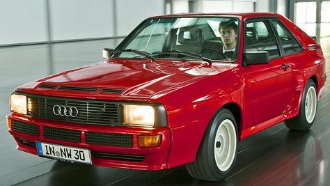 Audi Sport Quattro Audi Sport Quattro