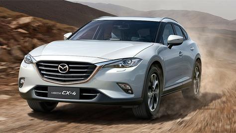 Mazda CX-4 Mazda CX-4