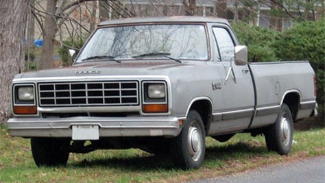 Dodge Ram DW