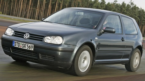 VW Golf IV (Typ 1J)