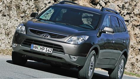 Hyundai ix55 Hyundai ix55