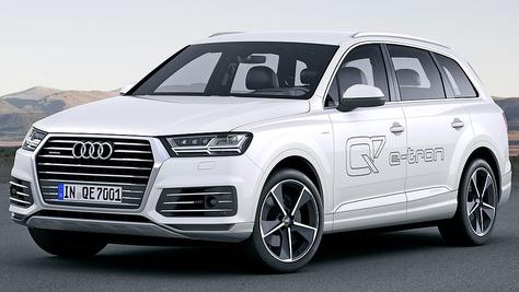 Audi Q7 e-tron Audi Q7 e-tron