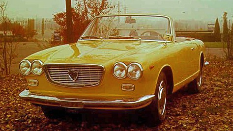 Lancia Flavia Gen.1