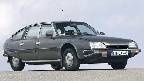 Citroën CX I