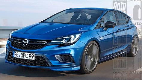 Opel Astra OPC K