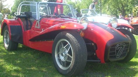 Lotus Seven S3