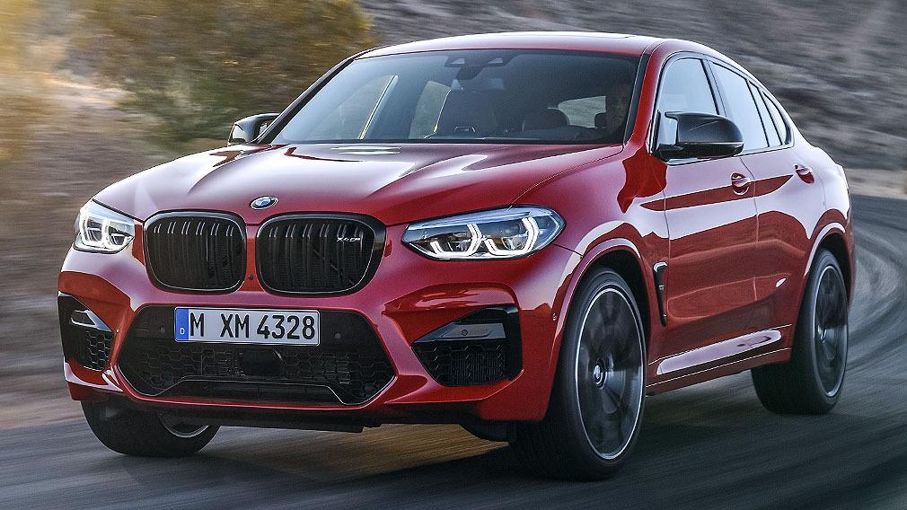 BMW X4 M BMW X4 M