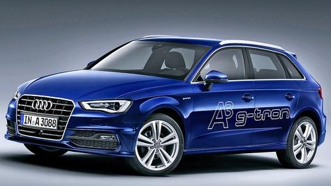 Audi A3 Sportback g-tron Audi A3 Sportback g-tron