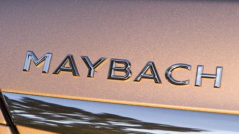 Mercedes-Maybach E-Klasse Mercedes-Maybach E-Klasse