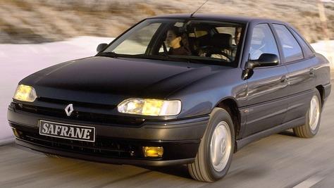 Renault Safrane Renault Safrane