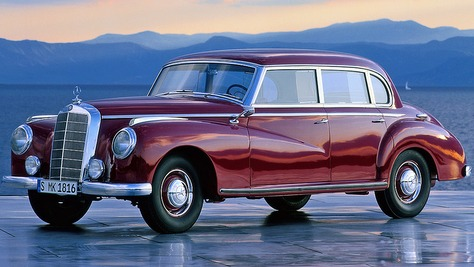 Mercedes 300 / Adenauer W 186 / W 189