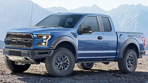 Ford F-150 Raptor II