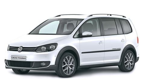 VW CrossTouran II