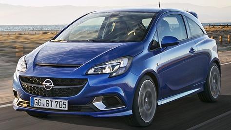Opel Corsa OPC E