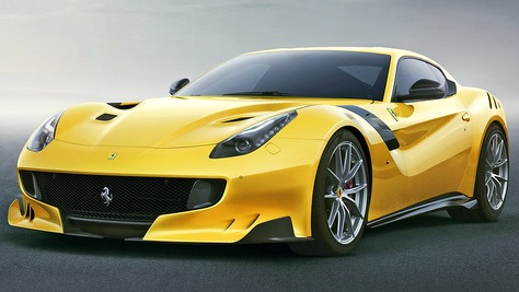 Ferrari F12tdf Ferrari F12tdf