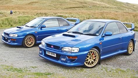 Subaru WRX STi Gen. 1