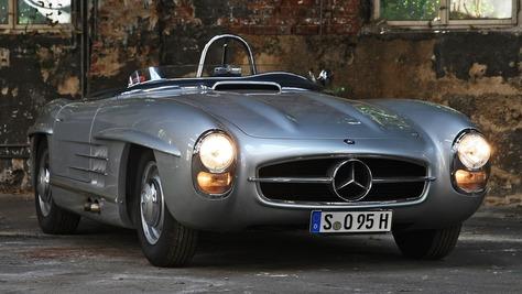 Mercedes SLS AMG W 198