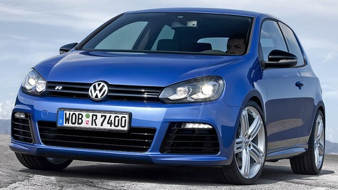 VW Golf R VI
