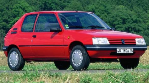 Peugeot 205 Peugeot 205