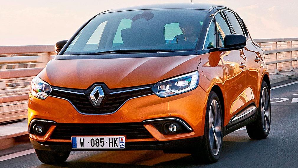 Renault Scénic IV