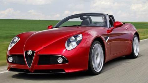Alfa Romeo 8C Alfa Romeo 8C