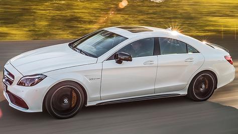 Mercedes-AMG CLS C 218