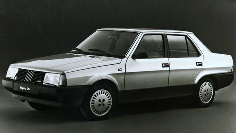 Fiat Regata Fiat Regata