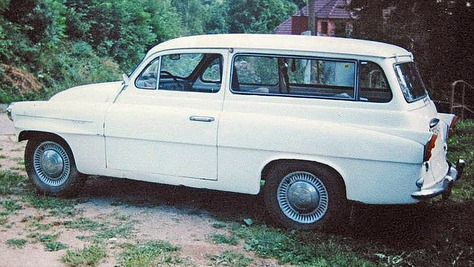 Škoda Octavia (440/445/450)