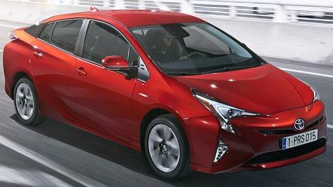 Toyota Prius IV