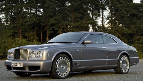 Bentley Brooklands Bentley Brooklands