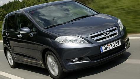 Honda FR-V Honda FR-V