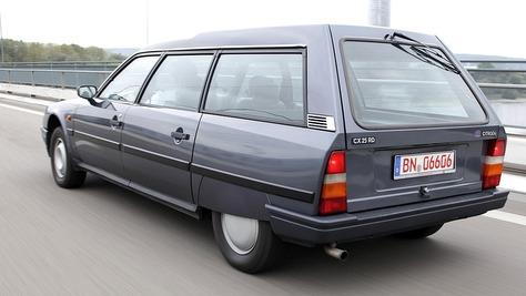 Citroën CX II
