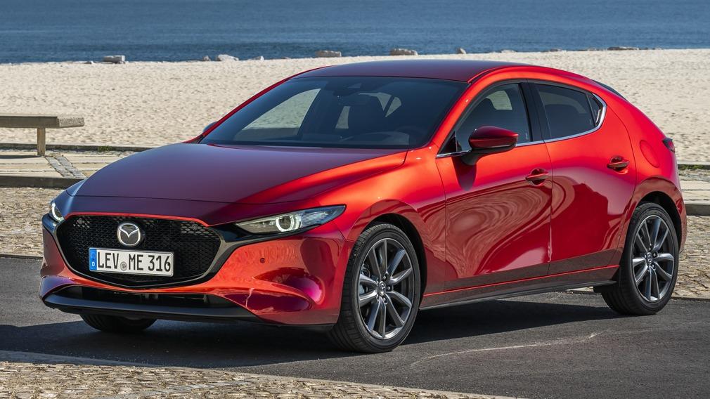 Mazda3 IV