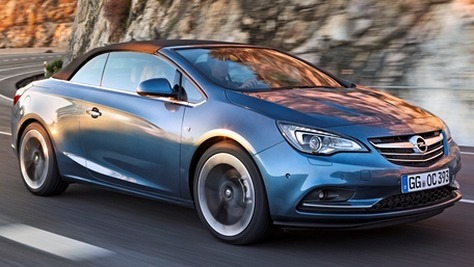 Opel Cascada Opel Cascada