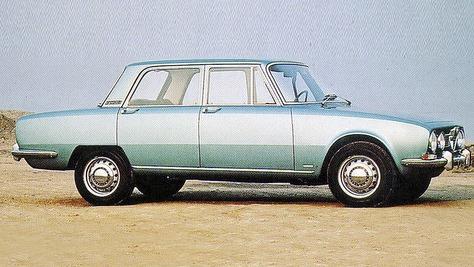 Alfa Romeo 1750/ 2000 Berlina 1750 Berlina