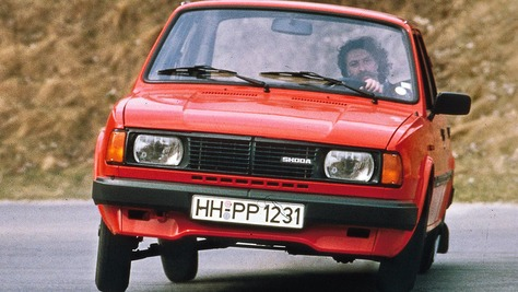 Škoda Rapid I
