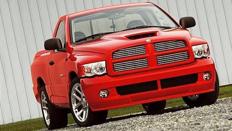 Dodge Ram SRT Dodge Ram SRT