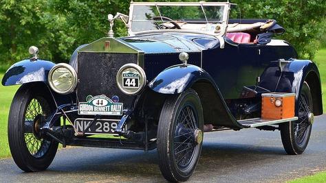 Rolls-Royce Silver Ghost Rolls-Royce Silver Ghost