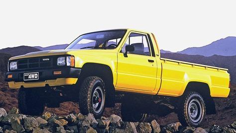 Toyota Hilux II (YN58)