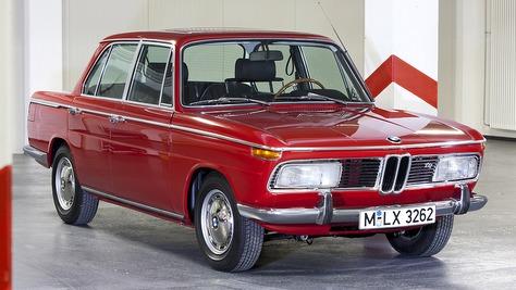 BMW Neue Klasse 2000