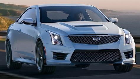 Cadillac ATS-V  Cadillac ATS-V