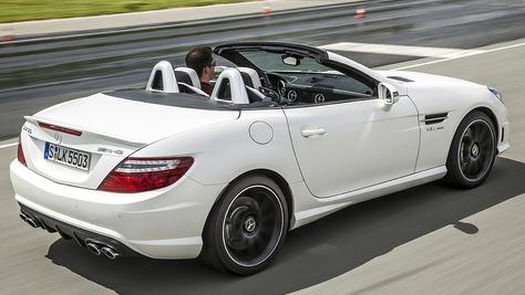 Mercedes-AMG SLC R 172