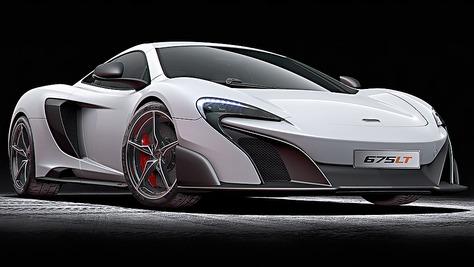 McLaren 675LT McLaren 675LT