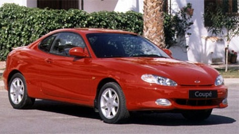Hyundai Coupé J2